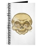 The Skull (Distressed) Journal
