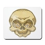 The Skull (Distressed) Mousepad