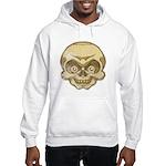 The Skull (Distressed) Hooded Sweatshirt