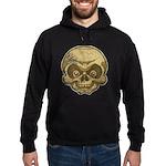 The Skull (Distressed) Hoodie (dark)