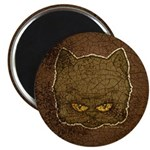 Dark Kitty (Distressed) 2.25