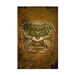 Mr. Cyclops Twobrow (Distressed) Mini Poster Print