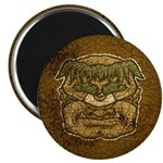 Mr. Cyclops Twobrow (Distressed) Magnet