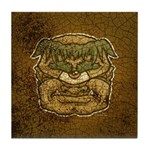 Mr. Cyclops Twobrow (Distressed) Tile Coaster