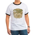 Mr. Cyclops Twobrow (Distressed) Ringer T