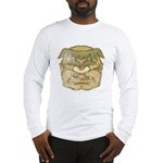 Mr. Cyclops Twobrow (Distressed) Long Sleeve T-Shi