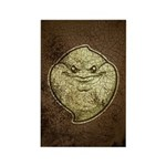 The Ghost (Distressed) Rectangle Magnet (100 pack)