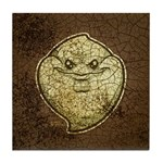 The Ghost (Distressed) Tile Coaster