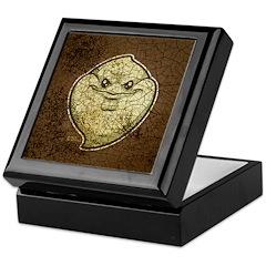 The Ghost (Distressed) Keepsake Box
