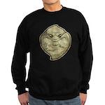 The Ghost (Distressed) Sweatshirt (dark)