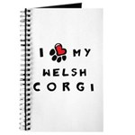I *heart* My Corgi Journal