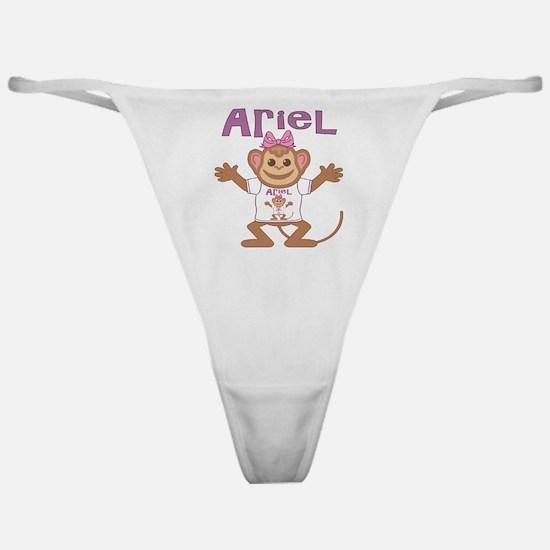Little Monkey Ariel Classic Thong