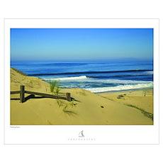 """Monterey Dunes - 16""""x20"""" Poster"""