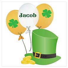 Jacob Lucky Irish Poster