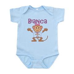 Little Monkey Bianca Infant Bodysuit