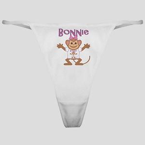 Little Monkey Bonnie Classic Thong