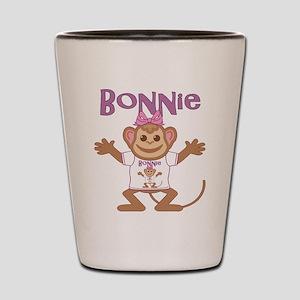 Little Monkey Bonnie Shot Glass