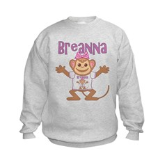 Little Monkey Breanna Sweatshirt
