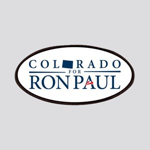 Colorado for Ron Paul Patches
