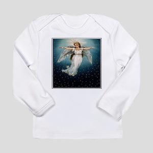 """Guardian Angel"" Long Sleeve Infant T-Shirt"
