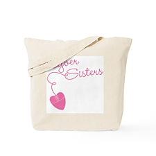 Cyber Sisters Tote Bag