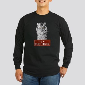 Eye of the Tiger Specail Effe Long Sleeve Dark T-S