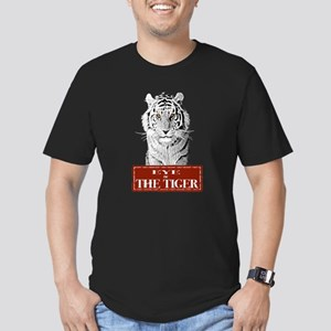 Eye of the Tiger Specail Effe Men's Fitted T-Shirt