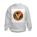 US Border Patrol mx1 Kids Sweatshirt