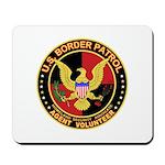 US Border Patrol mx1  Mousepad