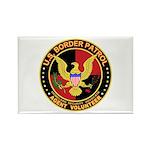 US Border Patrol mx1 Rectangle Magnet (100 pack)