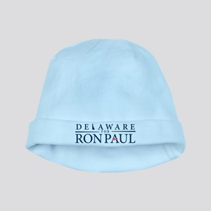 Delaware for Ron Paul baby hat