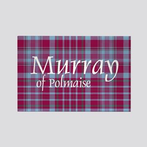Tartan - Murray of Polmaise Rectangle Magnet