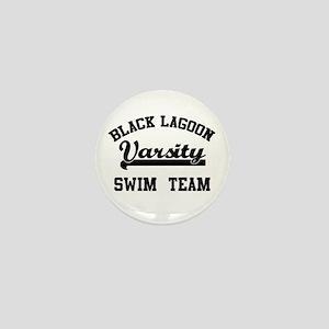 Black Lagoon Mini Button