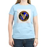 US Border Patrol mx1 Women's Pink T-Shirt