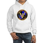 US Border Patrol mx1 Hooded Sweatshirt