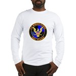 US Border Patrol mx1 Long Sleeve T-Shirt