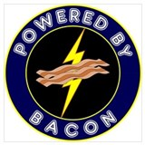 Bacon Posters