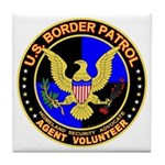 US Border Patrol mx1 Tile Coaster