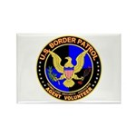 US Border Patrol mx1 Rectangle Magnet (100 pack)