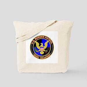 US Border Patrol mx1  Tote Bag