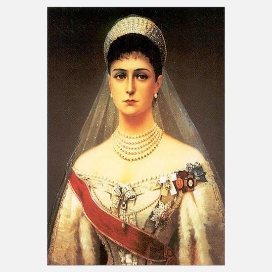 Alexandra Feodorovna Romanova Wall Art