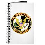 US Border Patrol mx1 Journal