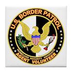 US Border Patrol mx1 Tile Coaster