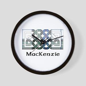 Knot-MacKenzie dress Wall Clock