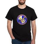 US Border Patrol mx1  Black T-Shirt