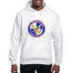 US Border Patrol mx1 Hooded Sweatshirt