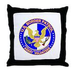 US Border Patrol mx1  Throw Pillow