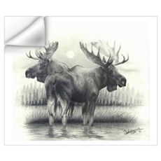 Wild Life Wall Decal