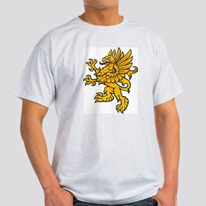 Gryphon Ash Grey T-Shirt