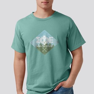 Sigma Phi Epsilon Tree Mens Comfort Color T-Shirts
